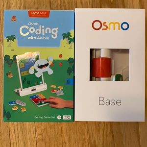 Osmo coding with Awbie + Base